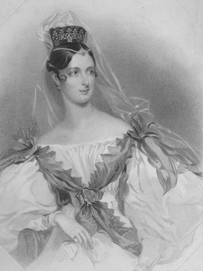 The Lady Adeline, 1847-John Henry Robinson-Giclee Print