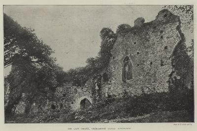 The Lady Chapel, Okehampton Castle, Devonshire--Giclee Print