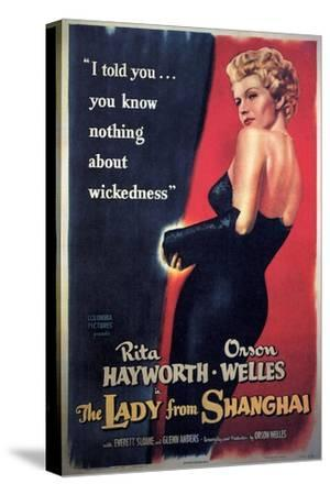 The Lady From Shanghai, Rita Hayworth, Directed by Orson Welles, 1947