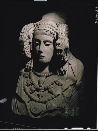 The Lady of Elche--Giclee Print