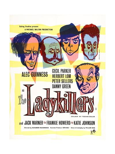 The Ladykillers, 1955, Directed by Alexander Mackendrick--Giclee Print