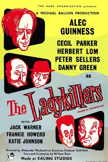 The Ladykillers, 1955--Giclee Print