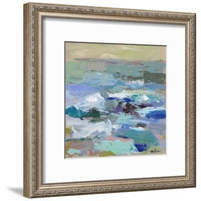 The Lagoon-Amy Dixon-Framed Art Print