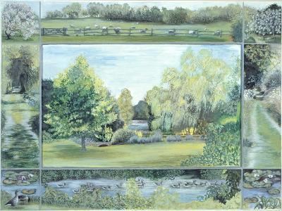 The Lake, Glyndebourne, 1997-Ariel Luke-Giclee Print