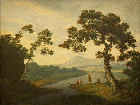 The Lakes of Killarney-Jonathan Fisher-Giclee Print