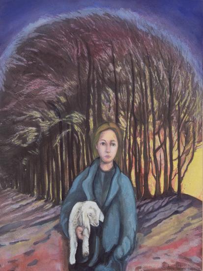 The Lamb, 1999-Silvia Pastore-Giclee Print