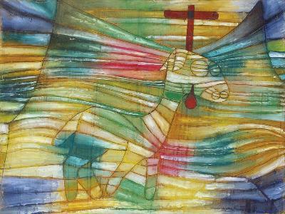 The Lamb-Paul Klee-Giclee Print