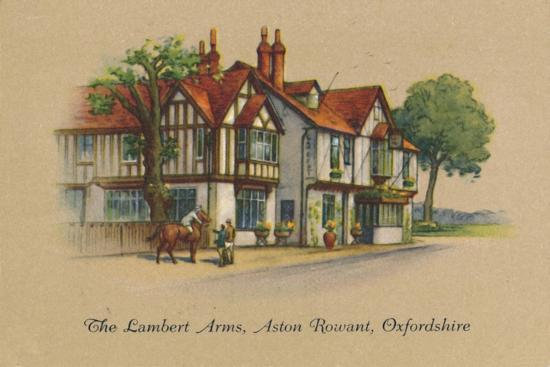 'The Lambert Arms, Aston Rowant, Oxfordshire', 1939-Unknown-Giclee Print