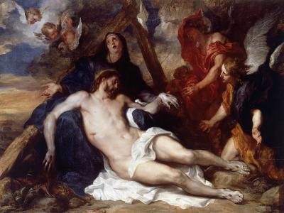 The Lamentation of Christ, 1634-Sir Anthony Van Dyck-Giclee Print