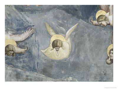 The Lamentation-Giotto di Bondone-Giclee Print