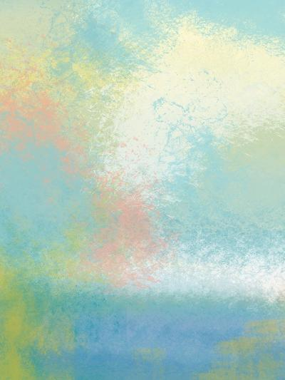The Land In Between Two-Jan Weiss-Art Print