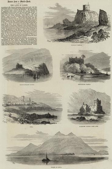 The Land of Lorne-Samuel Read-Giclee Print