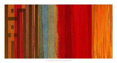 The Language of Color I-Irena Orlov-Giclee Print