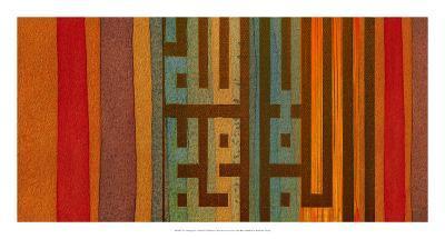 The Language of Color II-Irena Orlov-Giclee Print
