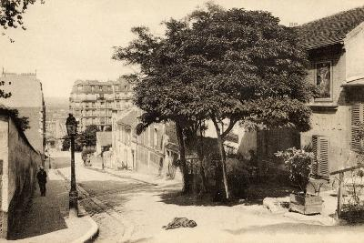 The Lapin Agile, Butte Montmartre, Rue Des Saules, Paris, C.1900--Photographic Print