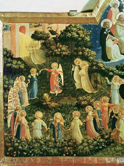 The Last Judgement-Fra Angelico-Giclee Print