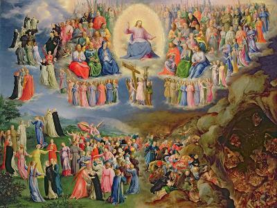 The Last Judgement-Bartholomaeus Spranger-Giclee Print