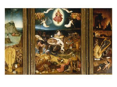 The Last Judgement-Hieronymous Bosch-Giclee Print