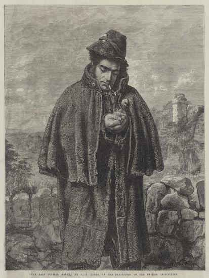 The Last Lucifer Match-John Templeton Lucas-Giclee Print