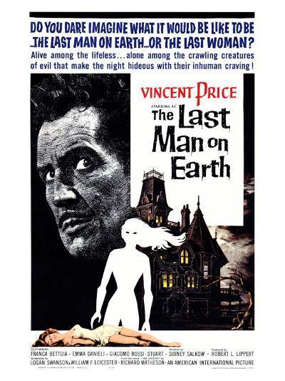 The Last Man on Earth, 1964--Art Print