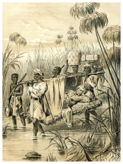 The Last Mile, 1873--Giclee Print