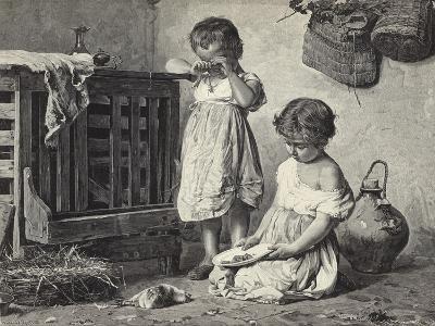 The Last Pet-Antonio Rotta-Giclee Print