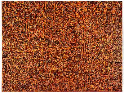The Last Rainforest, 1989-Keith Haring-Giclee Print