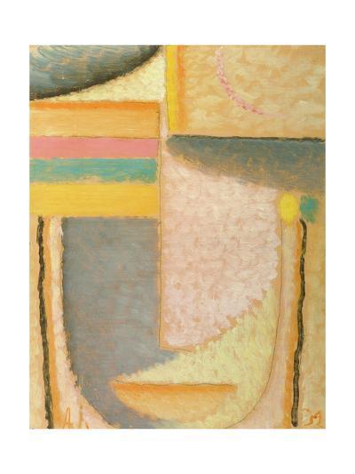 The Last Ray, 1931-Alexej Von Jawlensky-Giclee Print
