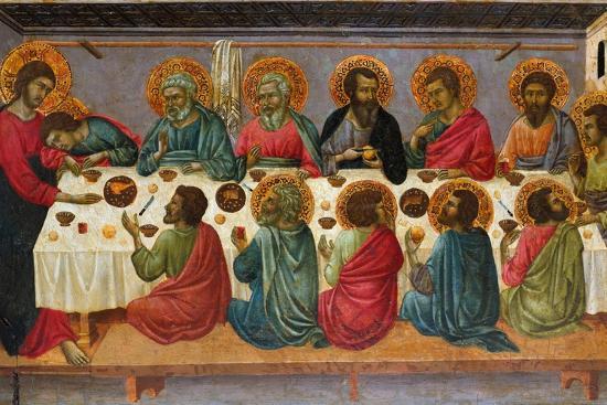 The Last Supper, 1310-1315-Ugolino Di Nerio-Premium Giclee Print