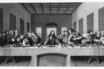 The Last Supper, 1498