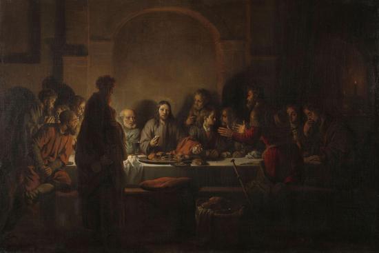 The Last Supper, 1664-Gerbrandt Van Den Eeckhout-Giclee Print