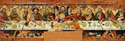 The Last Supper, from Santa Constança De Linya, Spain-Jaime Ferrer-Giclee Print