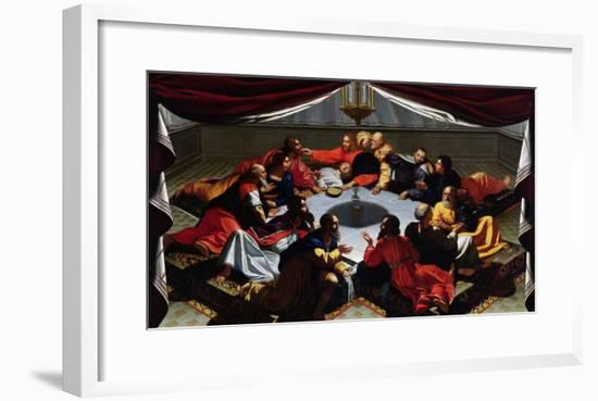 The Last Supper--Framed Giclee Print