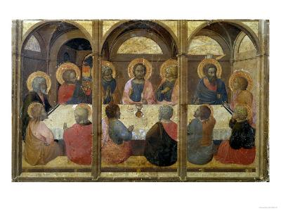 The Last Supper-Sassetta-Giclee Print
