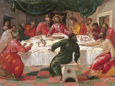 The Last Supper-El Greco-Giclee Print