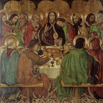 The Last Supper-Jaume Huguet-Giclee Print