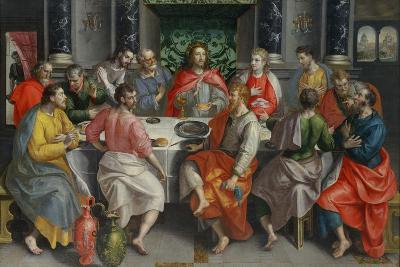 The Last Supper-Maerten de Vos-Giclee Print