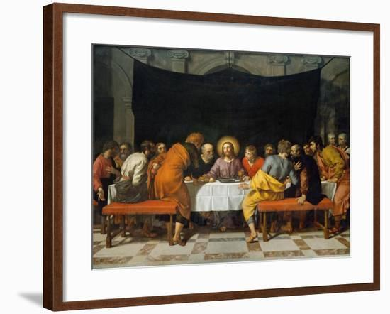 The Last Supper-Frans Francken the Younger-Framed Giclee Print