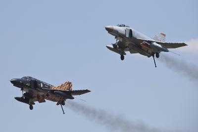 The Last Two Operational F-4F Phantom's of the German Air Force--Photographic Print