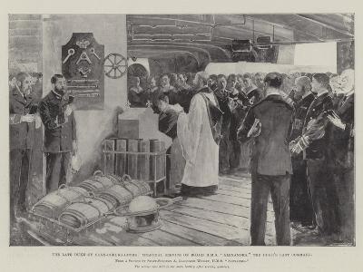The Late Duke of Saxe-Coburg-Gotha-Henry Charles Seppings Wright-Giclee Print