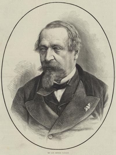 The Late Emperor Napoleon--Giclee Print