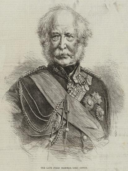 The Late Field Marshal Lord Gough--Giclee Print