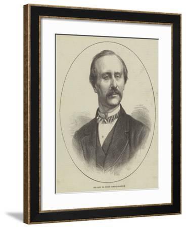The Late Mr Henry Gamble Blagrove--Framed Giclee Print