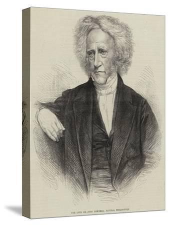 The Late Sir John Herschel, Natural Philosopher