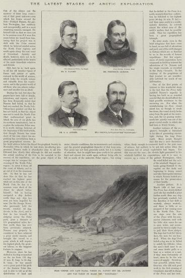 The Latest Stages of Arctic Exploration--Giclee Print