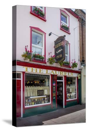 The Laurels Pub in Killarney-Tim Thompson-Stretched Canvas Print