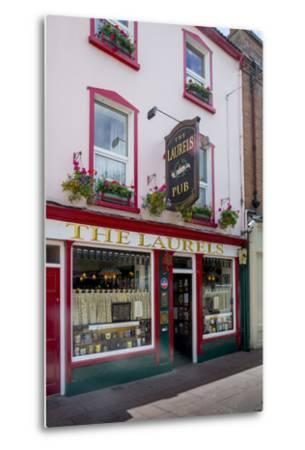 The Laurels Pub in Killarney-Tim Thompson-Metal Print