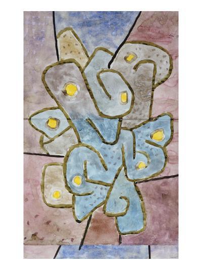 The Lemon Tree; Der Sauerbaum-Paul Klee-Giclee Print