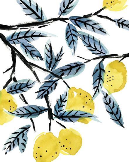 The Lemon Tree's Gift-Kristine Hegre-Giclee Print