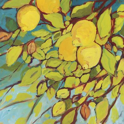 The Lemons Above-Jennifer Lommers-Art Print